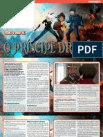 Adaptação - O Príncipe Dragão