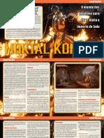 Adaptação - Mortal Kombat