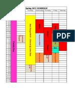 USF-Schedule