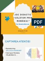 1703-calator prin Romania