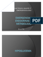 Emergencias Endocrinas y Metabolicas