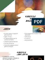 ARTE GRECIA Y ROMA (1)