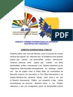 UNIDAD_II_NORMAS_INTERNACIONALES_ADUNERAS_SUSCRITAS_POR_VENEZUELA