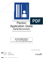 Pardon Application Guide
