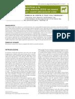 Mycoplasma conjunctivae e la cherato-congiuntivite infettiva