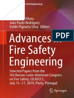 Advances in Fire Safety Engineering Selected Papers From the 5th Iberian-Latin-American Congress on Fire Safety, CILASCI 5, July 15-17, 2019, Porto, Portugal by Paulo a. G. Piloto, João Paulo Rodrigue (Z-lib.org)