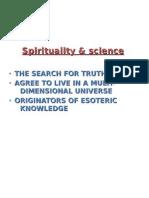 Spirituality & science