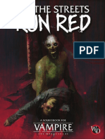Vampire the Masquerade 5th Edition - Let the Streets Run Red [2020]