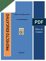 PROYECTO EDUCATIVO Actualizado y Aprobado Noviembre2020