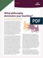 I7 TLP Anthony Philosophy