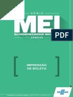Cartilha MEI Impressão de Boleto