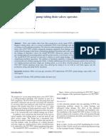 Progressive cavity pump tubing drain valves