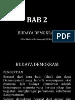 Dini Aprilia Norvyani - XI IPA 1 - BAB 2 Budaya Demokrasi