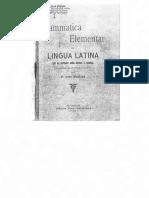 GrammaticaElementarDaLinguaLatina_text