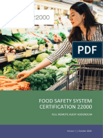 20.1005 FSSC Full Remote Audit Addendum v1 October 2020
