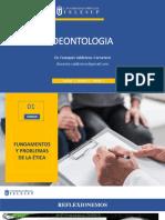 1. DEONTOLOGIA PROFESIONAL