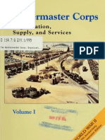 The Quartermaster Corps Organization, Supply, And Services Volume i Cmh Pub 10-12-1