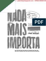 NadaMaisImporta