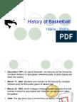 History of Basketball