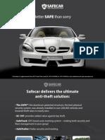 Safecar Presentation