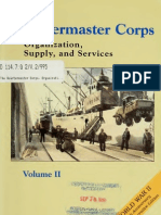 The Quartermaster Corps Organization, Supply, And Services Volume II Cmh Pub 10-12-2