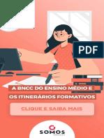 A BNCC do Ensino Médio e os itinerários formativos