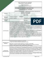 Informe Programa de Formación Complementaria (240H)