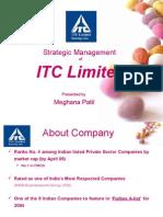 Strategic Management ITC_1