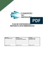 CPMA-SST-PL-001 Plan de Contingencia V1