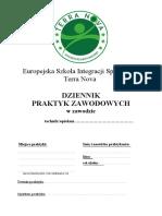 Dziennik Praktyk Zawodowych