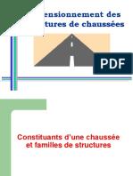 Dimensionnement Des Structures de Chaussés