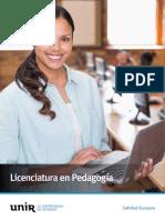 LI Pedagogia Mx