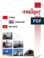 The Freight Company Master