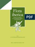 Flora iberica, Vol. 1 Lycopodiaceae-Papave - CSIC