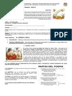 CASTELLANO. GUIA 5. PERIODO II GRADOS SEXTOS