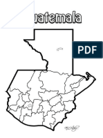 mapas Guatemala