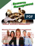 Human Resource Management-ppt