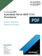 Programme_Formation.Autodesk_Revit_MEP_CVC_Plomberie.Module2.Modelisation.3j