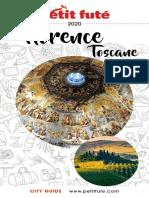 Petit futé Florence Toscane 2020