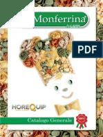 Catalogo general La Monferrina 2020