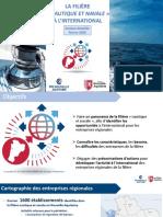 Analyse Detaillee Filiere Nautique Et Navale International Fevrier 2020 PDF