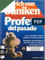 BBLTK M a O LP 249 Profeta Del Pasado VICUFO PDF