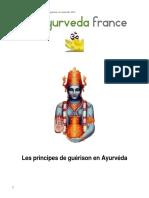 Manuel Guérison par l'ayurveda  intro & module 1_2015
