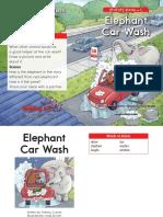 Elephant Car Wash_Lv. C Book