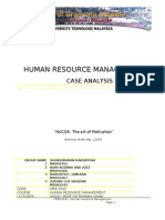 Nucor Case Study
