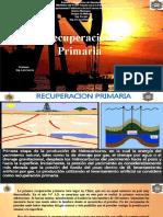 Diapositiva Recuperación Primaria
