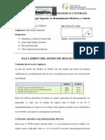 Data Sheet del Diodo de Silicio (1N 4001 - 1N 4007)