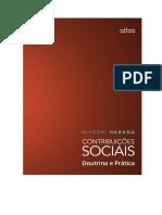 Contribuições Sociais Doutrina e Prática Harada K. 2015