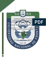 1- LEY DE AREAS NATURALES PROTEGIDAS Y LEY GENERAL AMBIENTAL 1.1