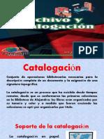 catalogacion
